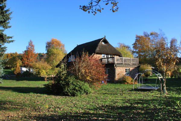 Ferienwohnungen mit Hof und Garten auf Rügen