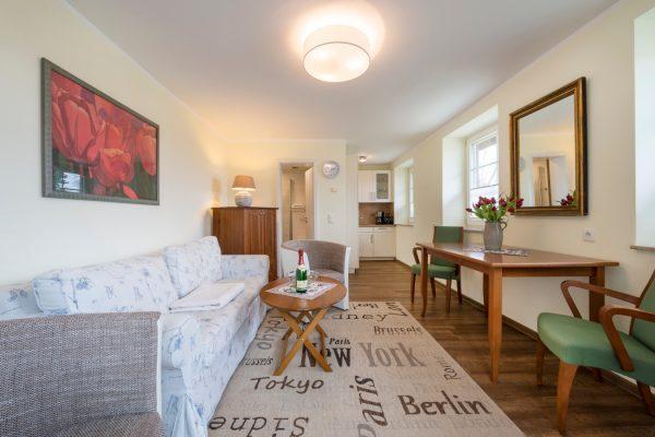 Zimmer der Ferienwohnung Neuensien in Seedorf auf Rügen